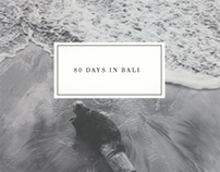 80 Days in Bali - eBook