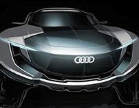 Audi Monologue Concept