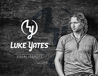 Luke Yates Visual Identity