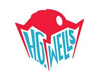 H.G. Wells Branding