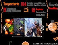 INFOGRAFÍA RECOMIENDO CHILE