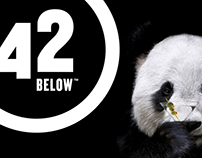 42 Below Rebrand