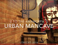 Art direction & editing short video: Urban Mancave