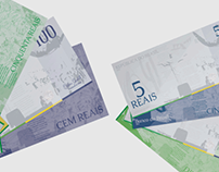 Brazilian Currency Design