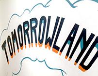 Tomorrowland Mural