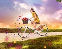 Spring - Photo Manipulation