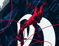 Daredevil cover concept
