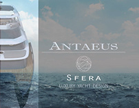 Antaeus Luxury Yacht Design