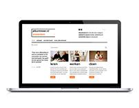 Je kunt meer / Website design