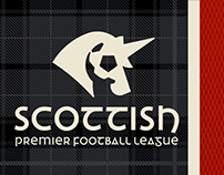 Scottish football rebrands
