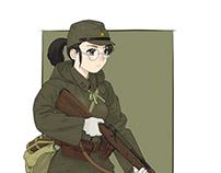 短小銃娘/Short rifle Girl