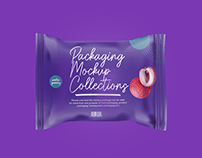 Food Packaging Mockup Collections Free Download-Volume1