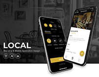Redefining: Local Mobile App