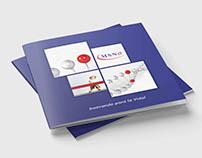 Brochure Corporativo Laboratorio