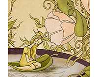 Thumbelina - A Children's Book