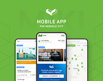 MIKI smart city mobile app