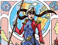 Odessa superheroes/Одесские супергерои