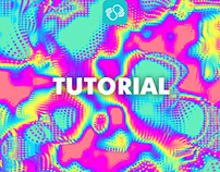 Trippy 3D Pixalated Animation - TUTORIAL
