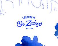 Rebranding Landhoeve de Zwiese - Voel je rijk!