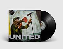 Ilustración- Disco de Vinilo - Hillsong United