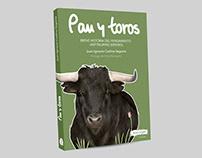 """Portada Libro """"Pan y toros"""""""