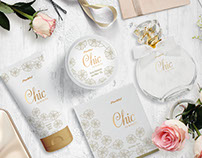 Chic in White • Package Concept