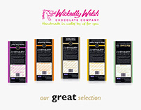 Wickedly Welsh Chocolate Company