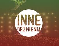 Inne Brzmienia Art and Music Festival x BRANDING