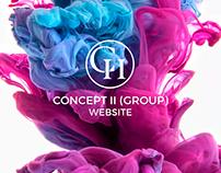 Website. Concept II