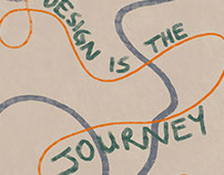 Design is the journey