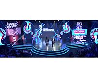[LED Mapping] - Premio Globo Entretenimento 2016