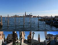 City and the Art Of Venice, Italy Photoset