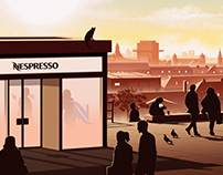 Nespresso Vienna