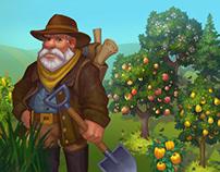 Dakota Farm Adventures ( Rocket Jump)