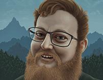 Aaron Portrait