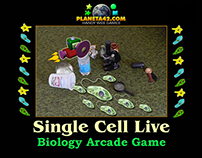 Unicellular Organisms Arcade Game