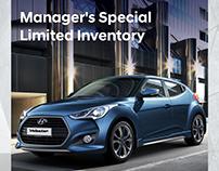 Hyundai Jamaica - Manager's Special Ad