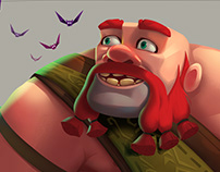 Giant #Character Design