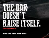 Ingersoll Rand Tools Rebranding
