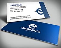 Edward Taylor Branding