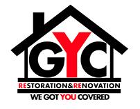 GYC Restoration ( Logo Design )