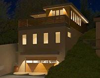 Loma Vista Terrace Contemporary
