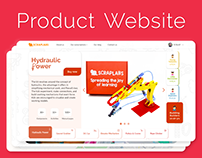 Scraplabs Product Website