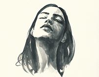 kasiq portrait series