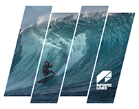 INFINTE LINES - kitesurf camp - travel agency - concept