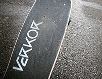 VERKOR Logo & Visual Branding