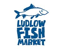 Ludlow Fish Market Logo