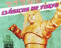 Flyer-Poster Clásicos de Tokyo Ska Paradise Orchestra