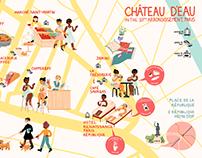 Château d'Eau travel map