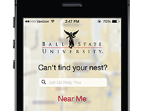 Ball State University Campus Map App